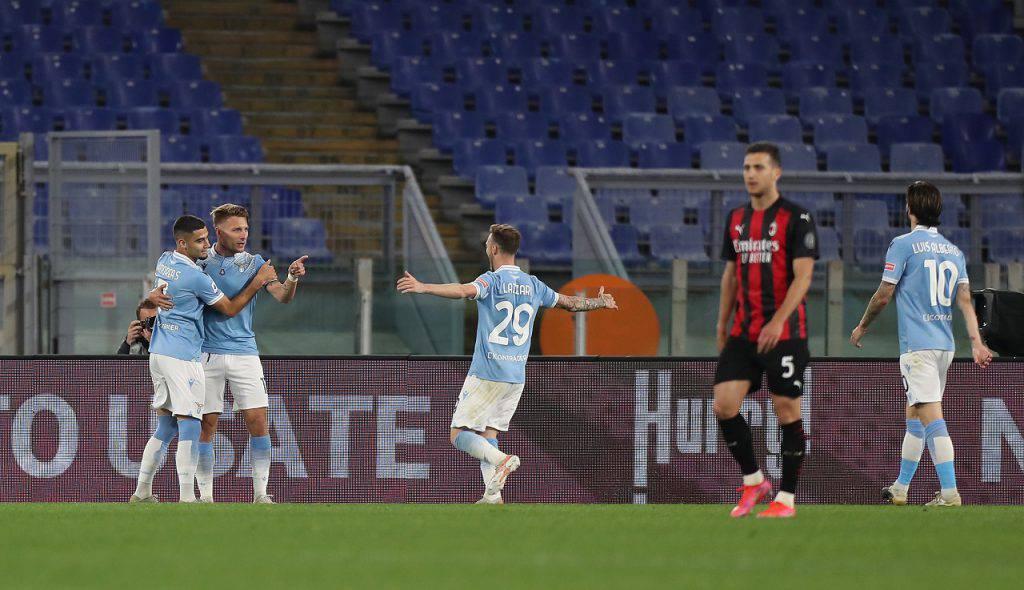 Lazio Milan Donnarumma