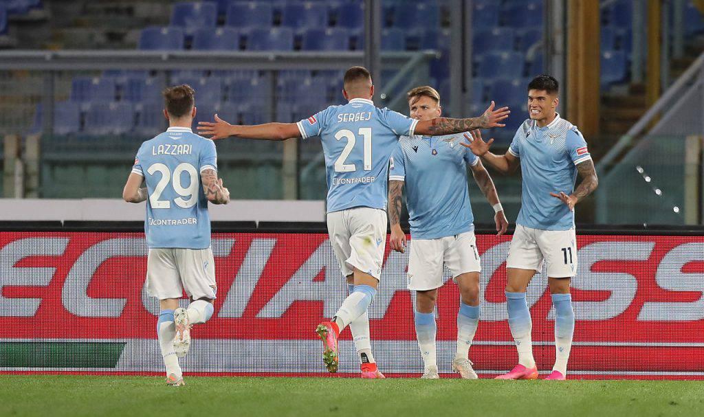 Lazio Milan statistica