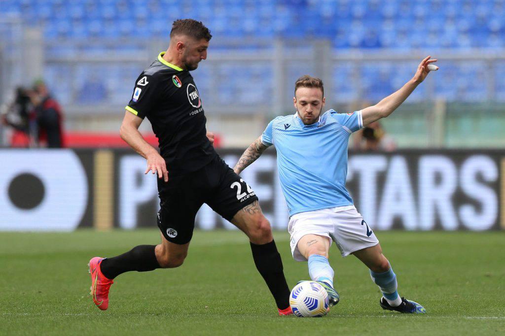 Lazio Spezia highlights