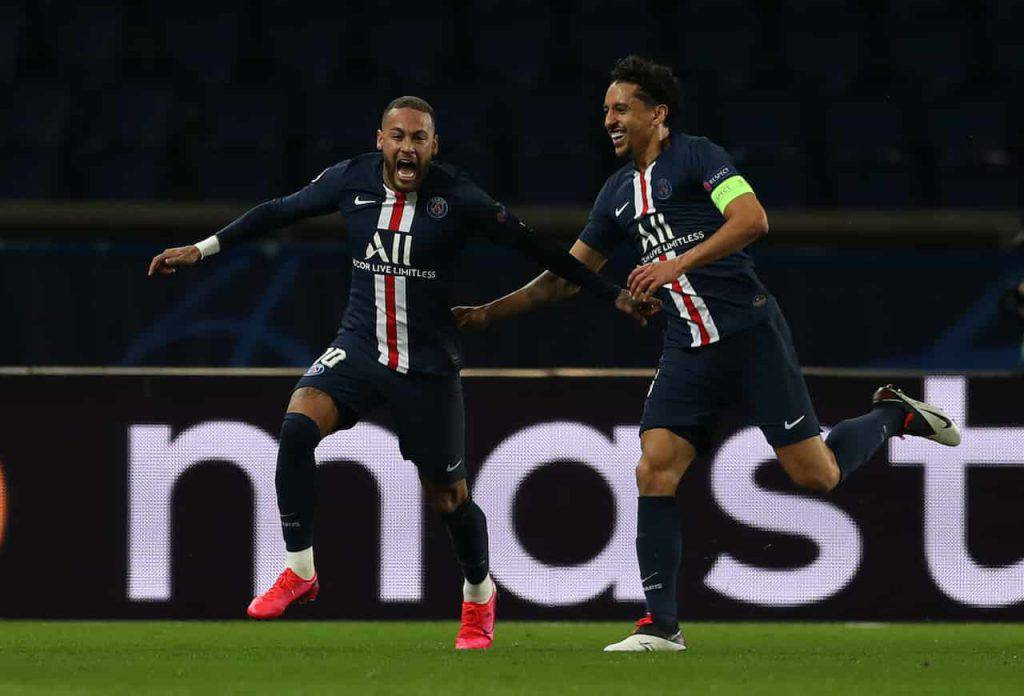 Le notti europee esaltano Neymar (Getty Images)