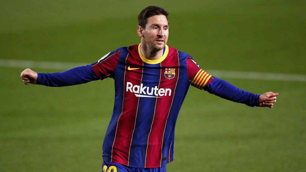 Messi, i migliori momenti con i catalani (Getty Images)