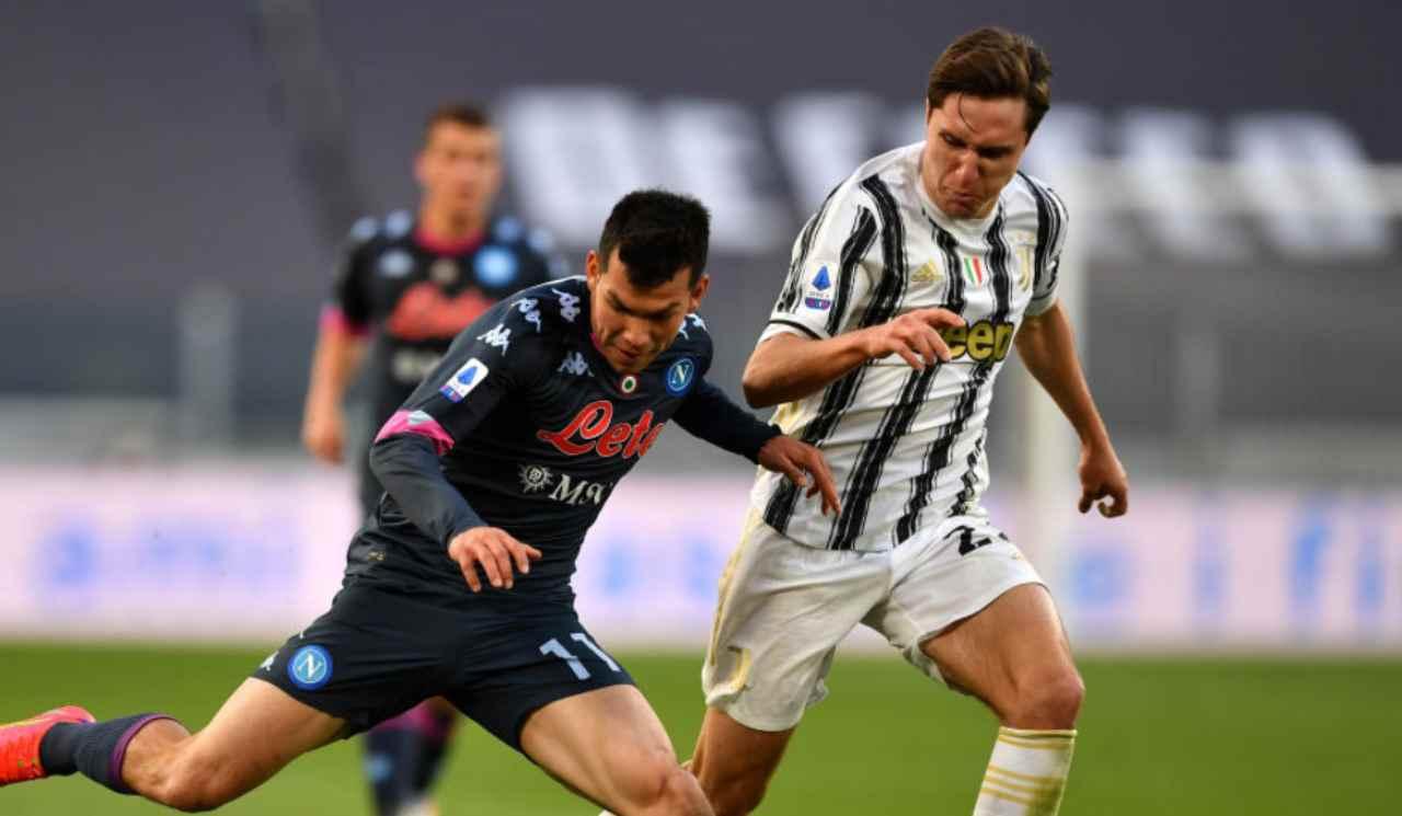 Juve Napoli commento Rizzoli