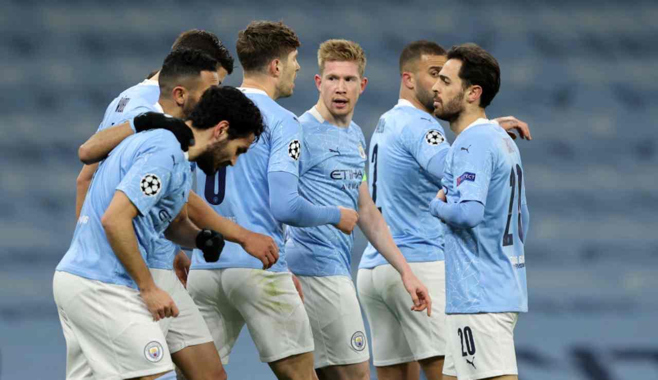 PSG-Manchester City dove vederla