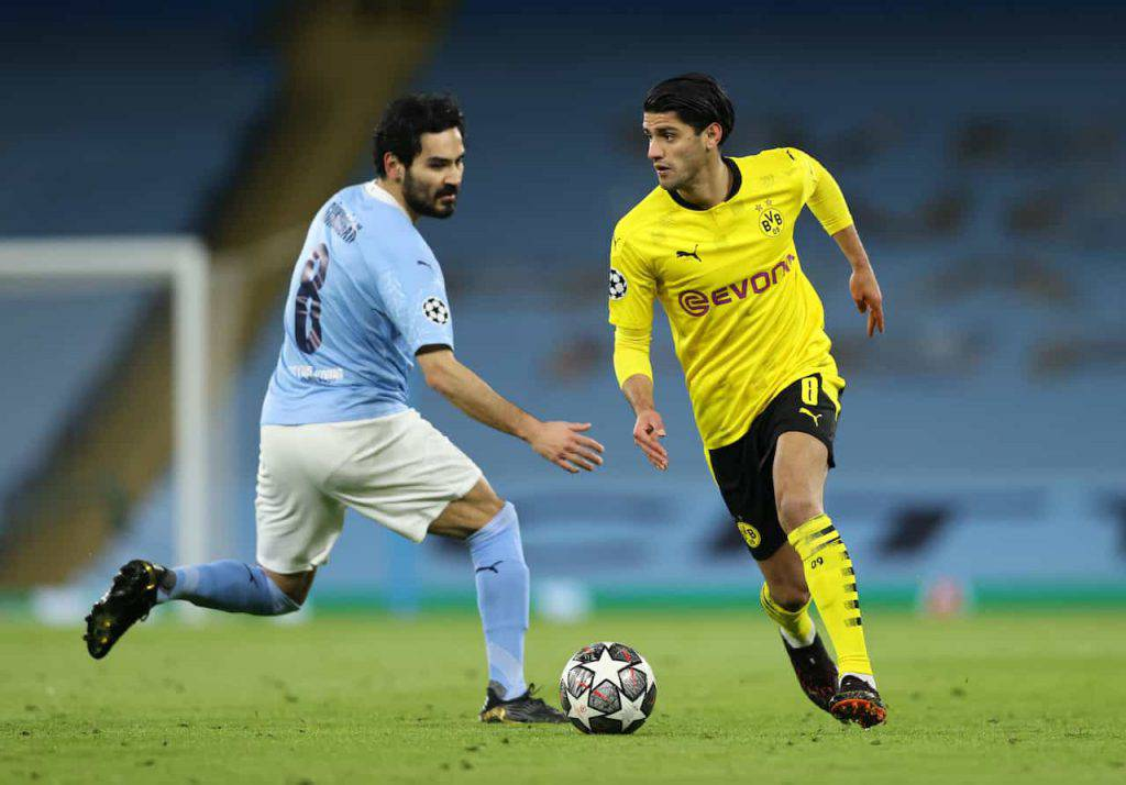 Manchester City-Borussia Dortmund highlights (Getty Images)