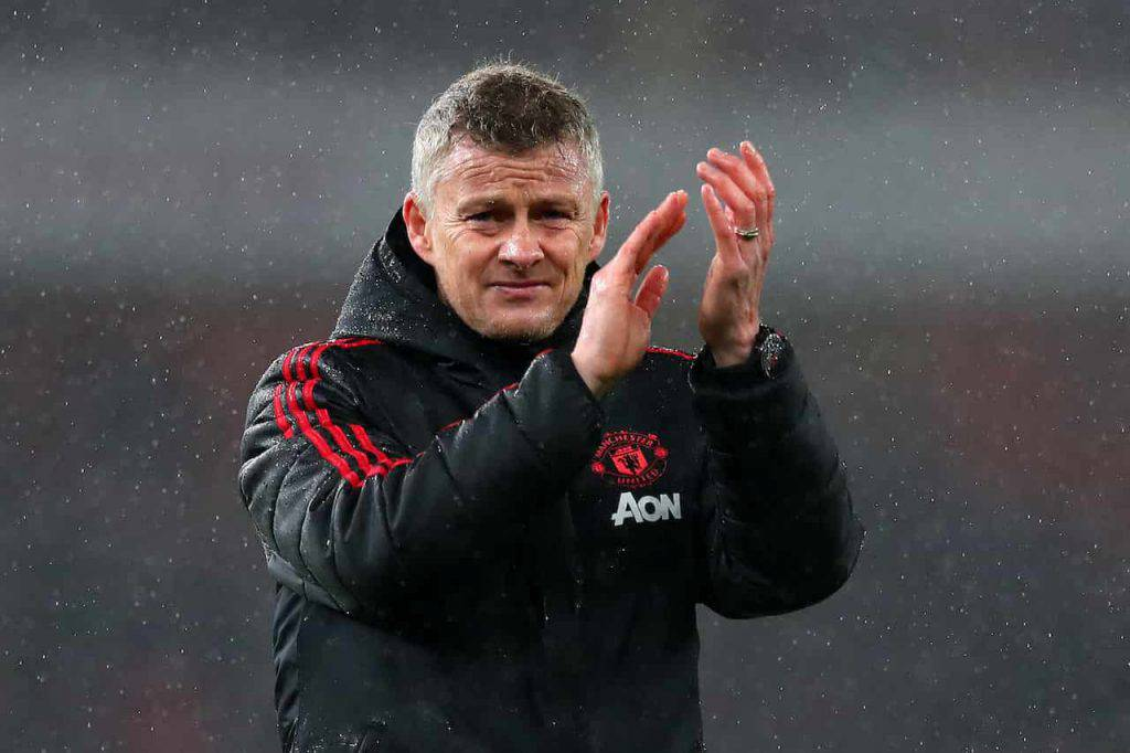Manchester United Roma Solskjaer pungola i giallorossi (Getty Images)