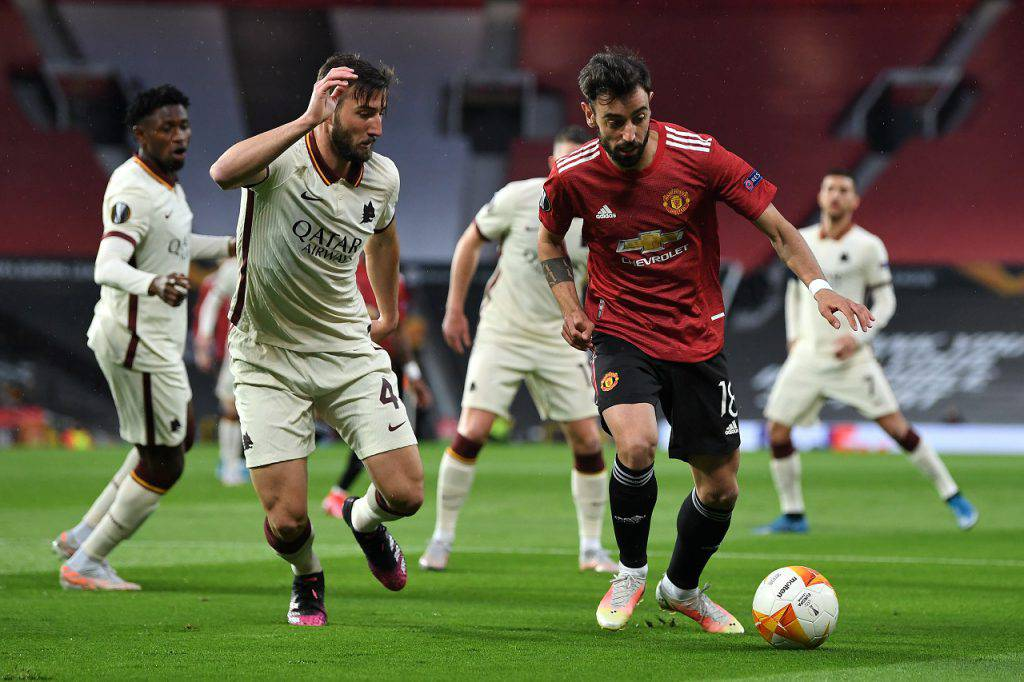 Manchester United Roma highlights