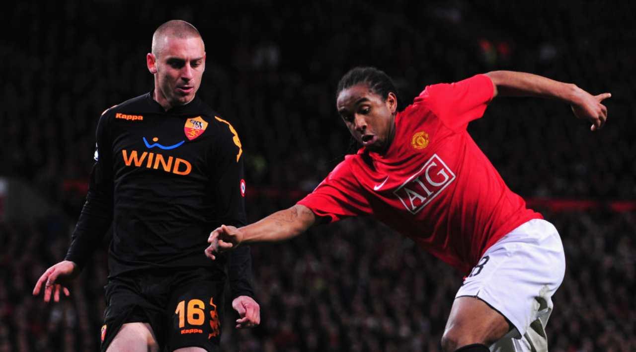 Manchester United-Roma precedenti