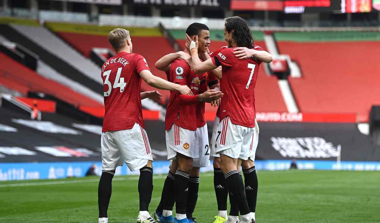 Manchester United Superlega
