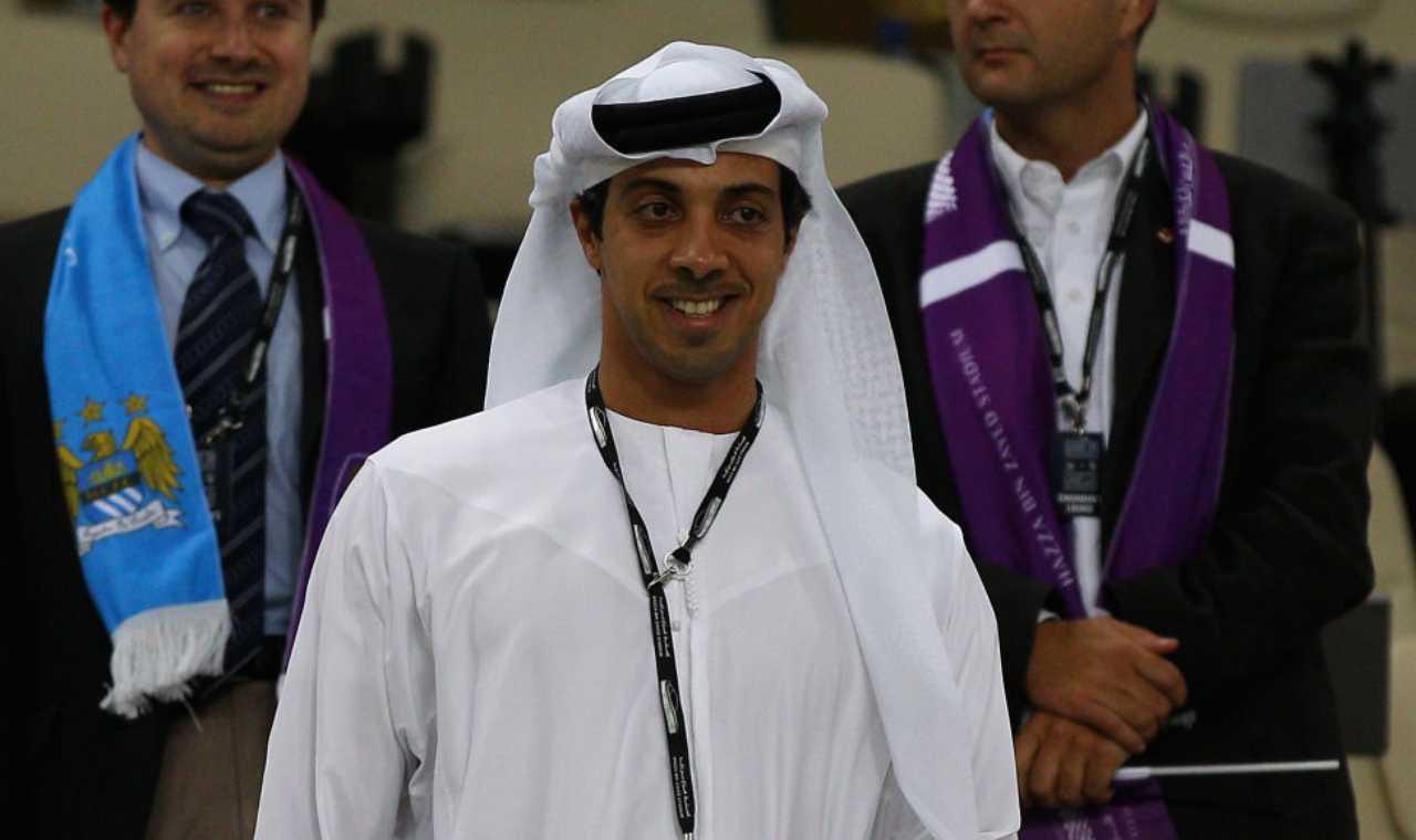 PSG Manchester City presidente Mansour
