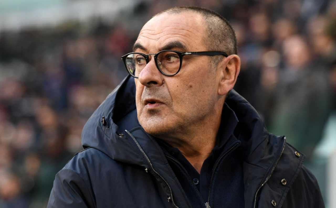 Maurizio Sarri Tottenham