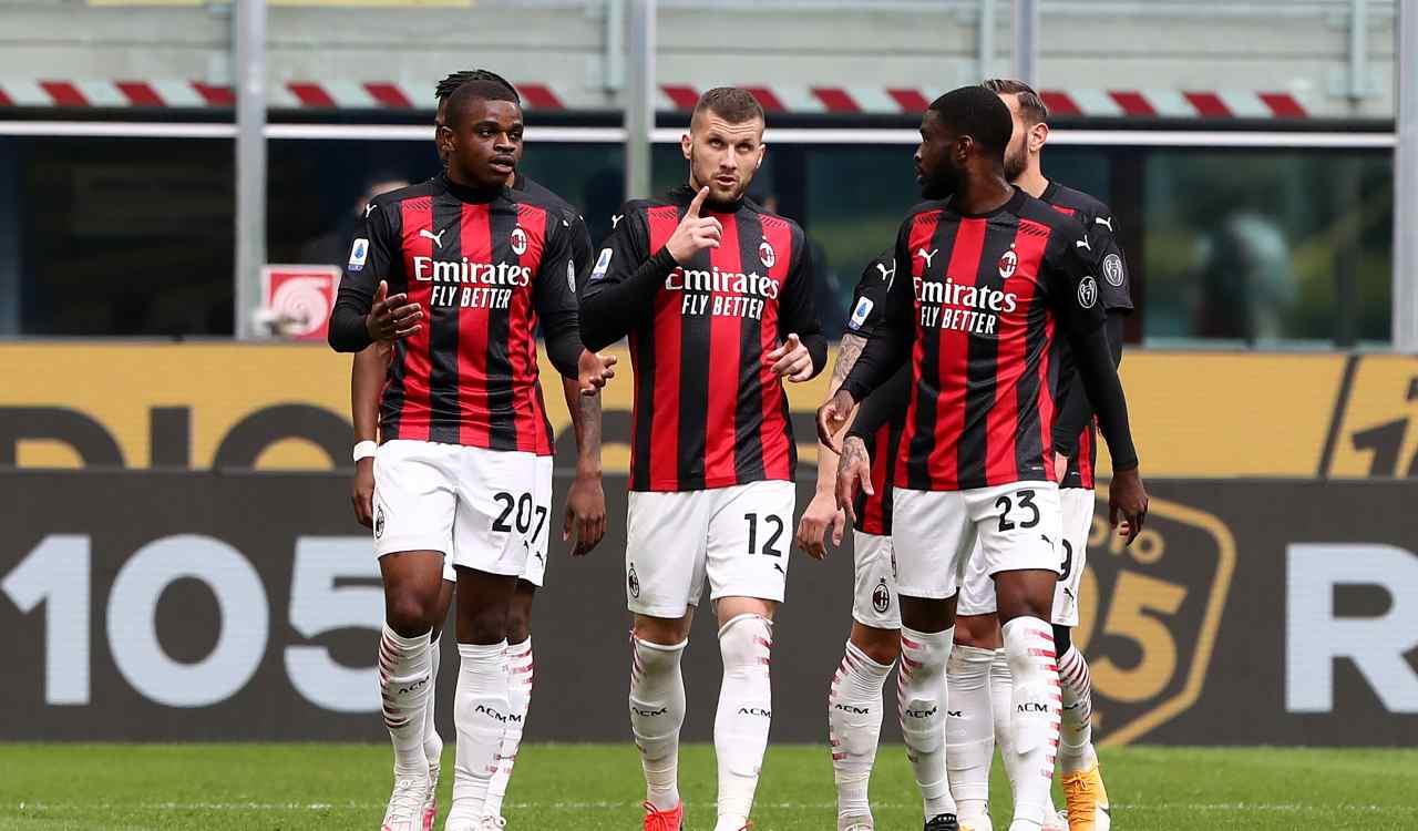 Milan Genoa Highlights