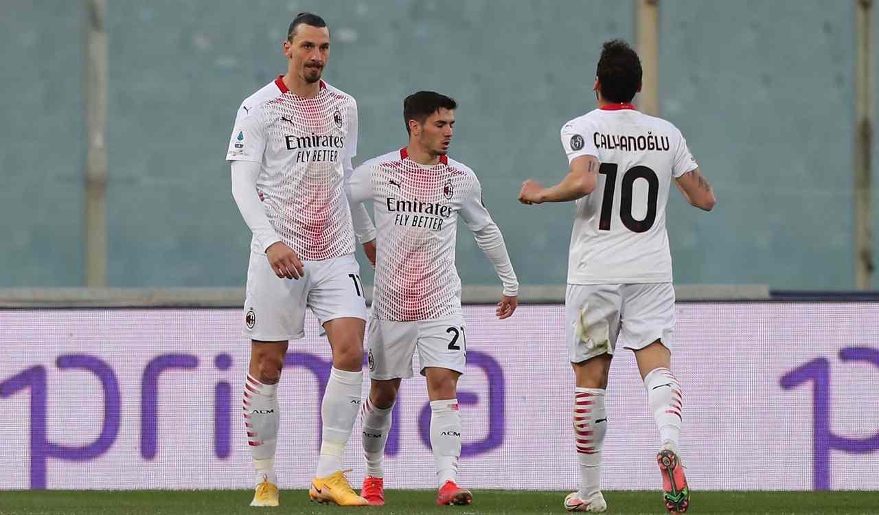 Milan maglia away