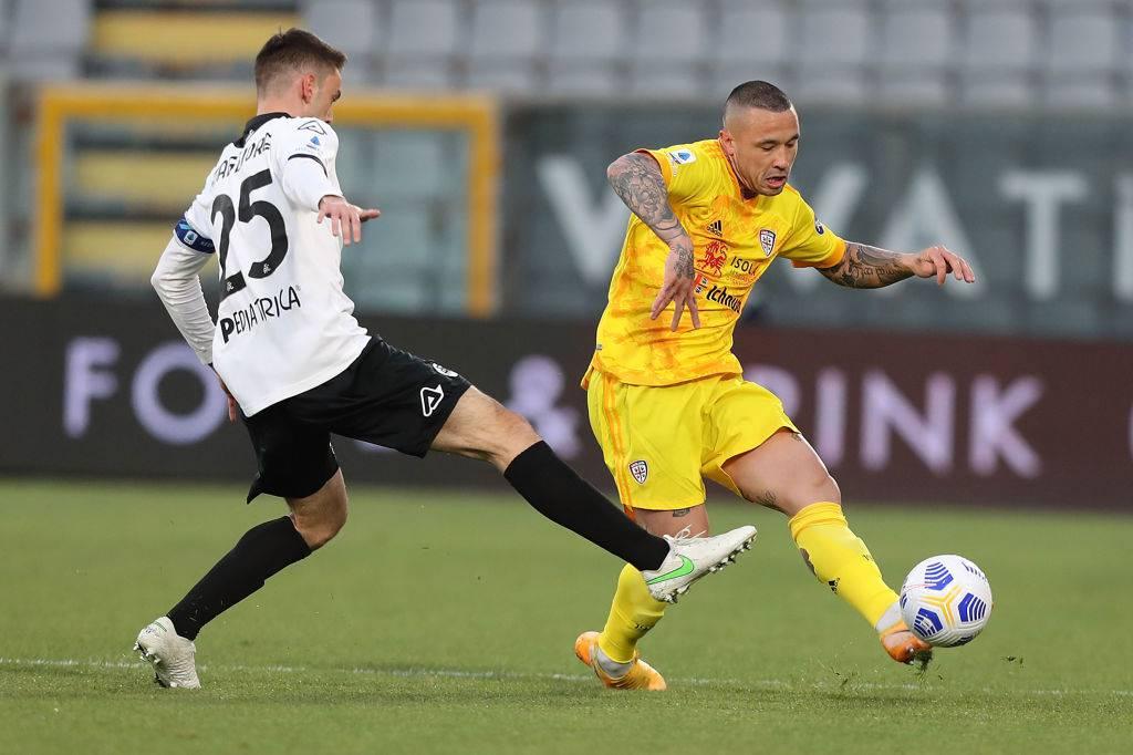 Inter Cagliari formazioni