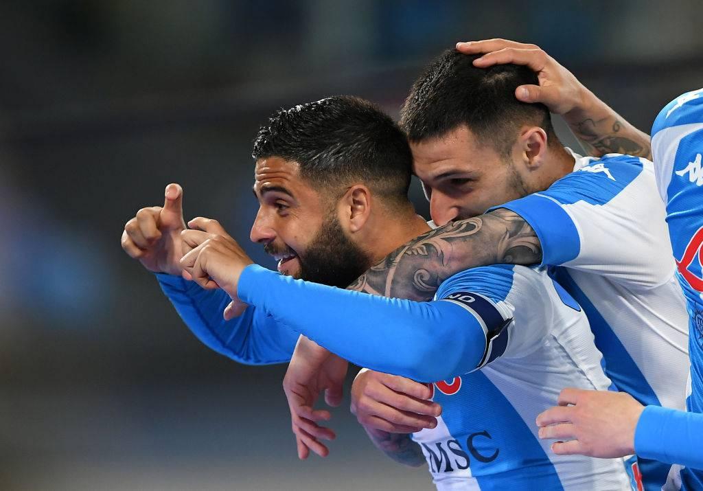 Highlights Napoli Lazio