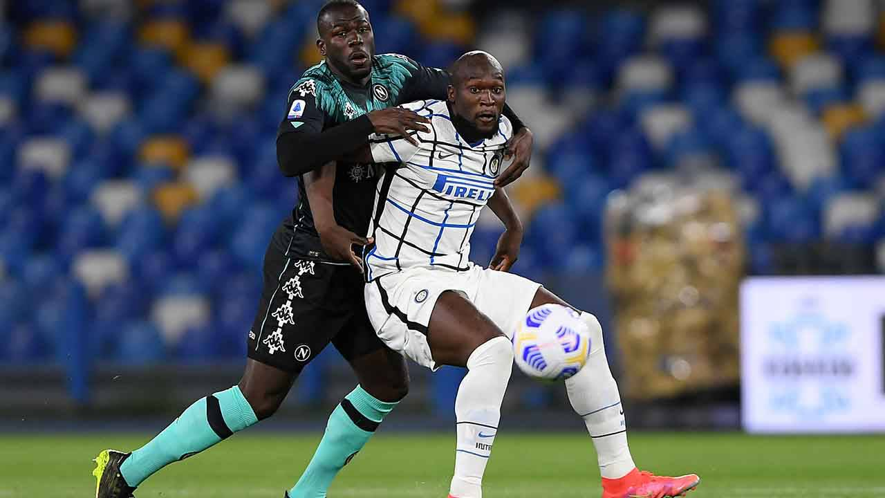 Napoli Inter Pagelle