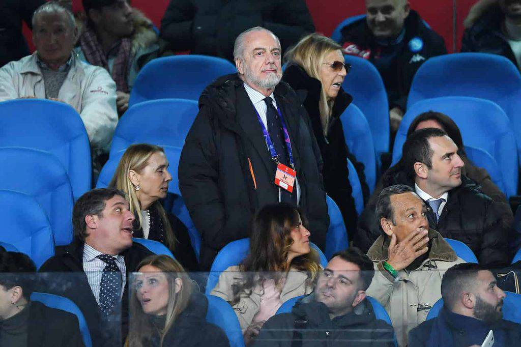 Napoli allenatore, De Laurentiis spiazzato (Getty Images)