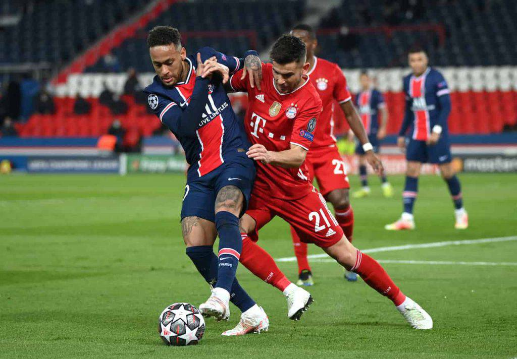 PSG-Bayern Monaco highlights (Getty Images)