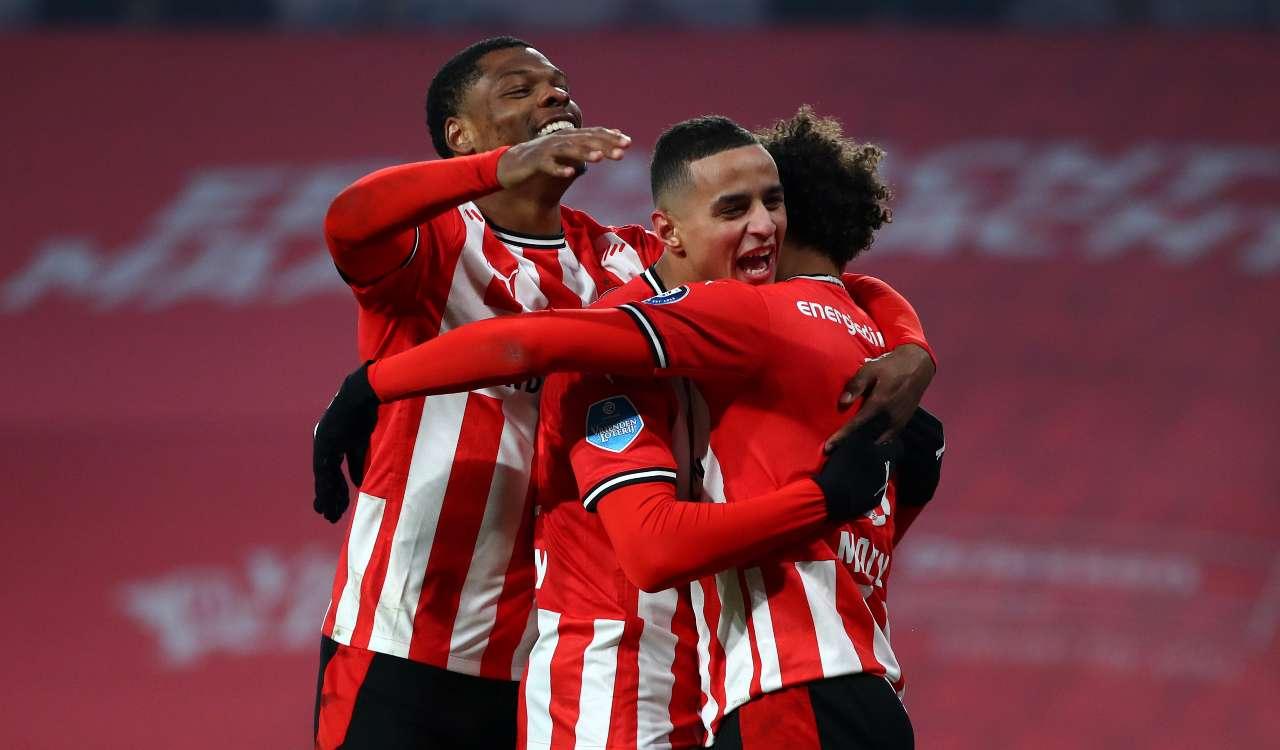 PSV Heerenveen formazioni