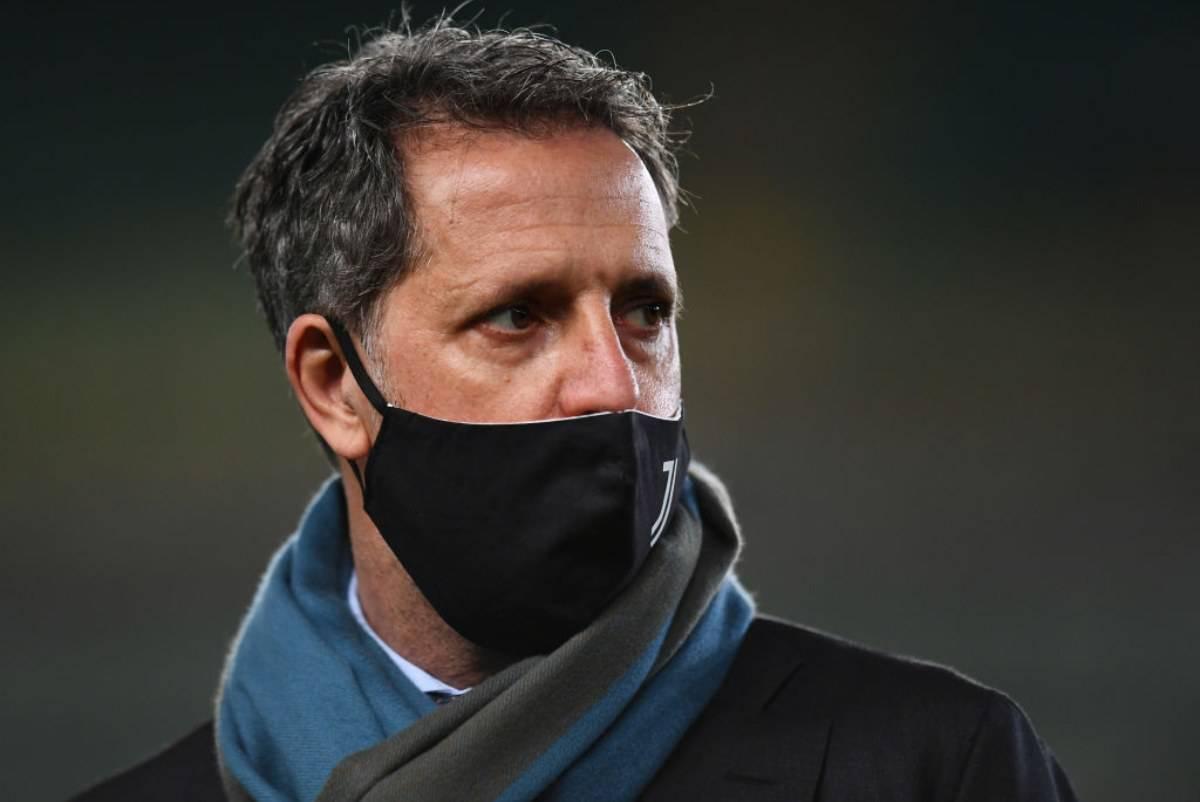 Donnarumma Juventus Paratici