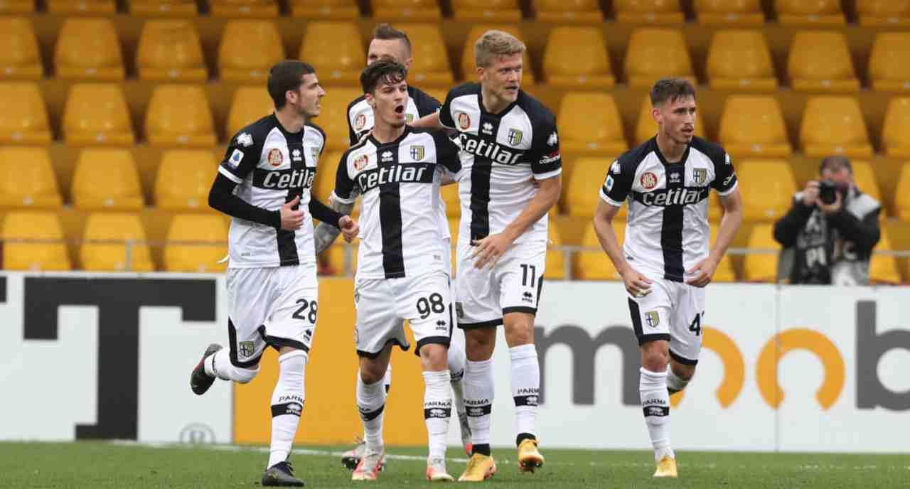 Juventus-Parma dove vederla