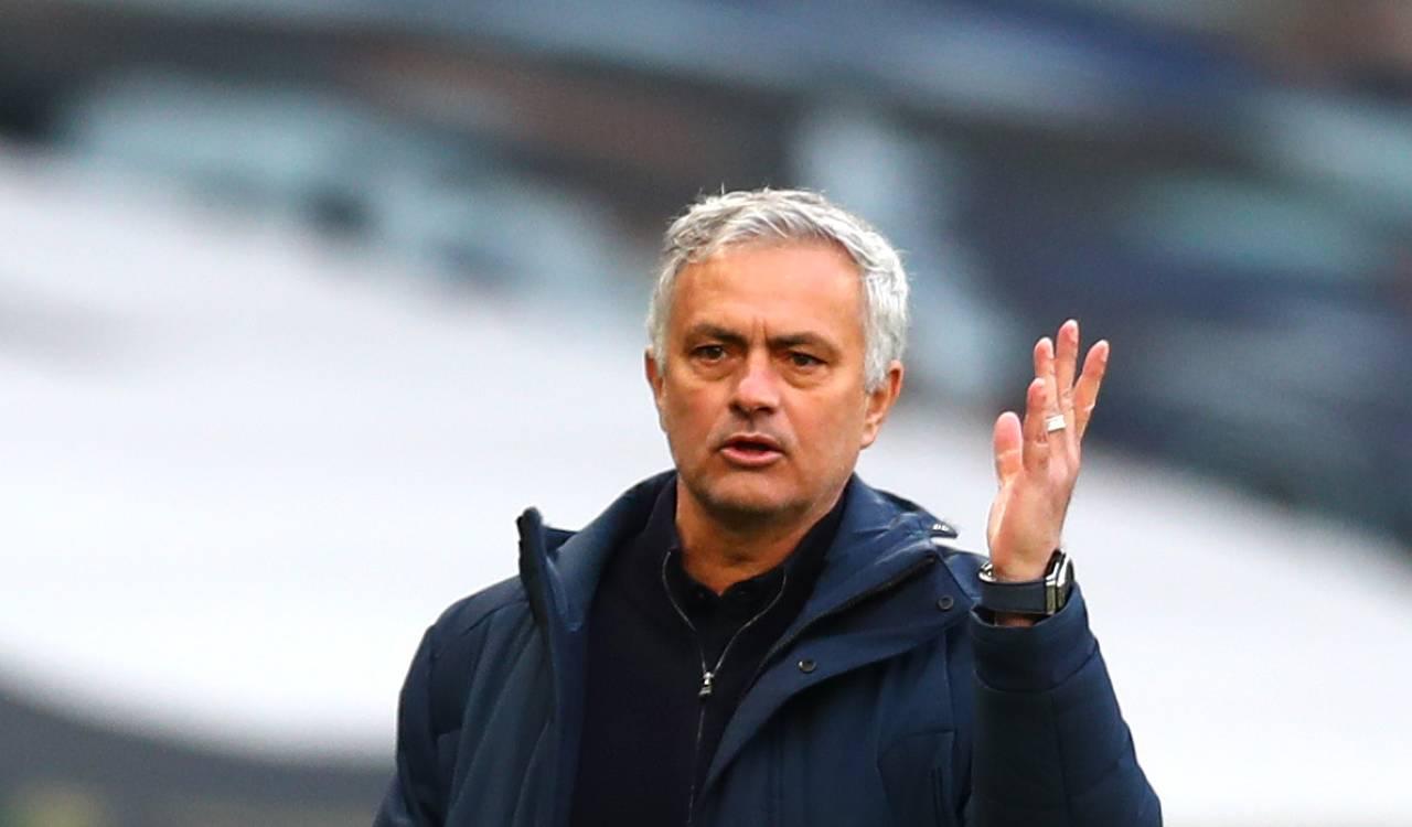Mourinho Napoli possibile sodalizio (Getty Images)