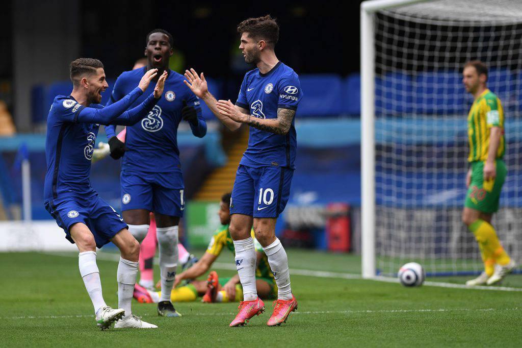 Porto Chelsea formazioni
