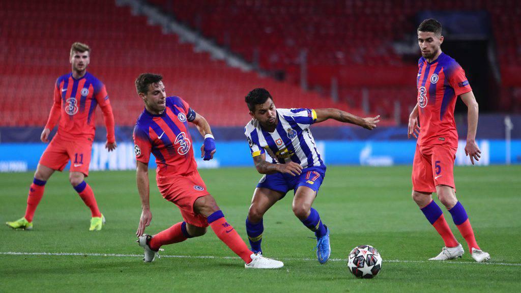 Porto Chelsea highlights