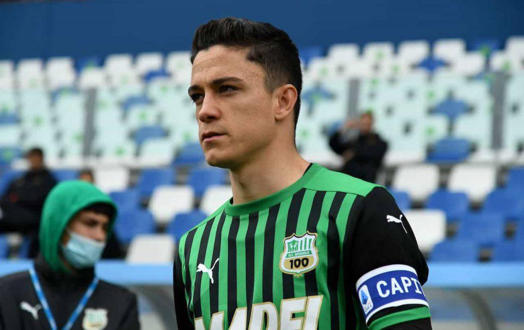 Raspadori tenta l'Inter, i nerazzurri sul giovane attaccante (Getty Images)
