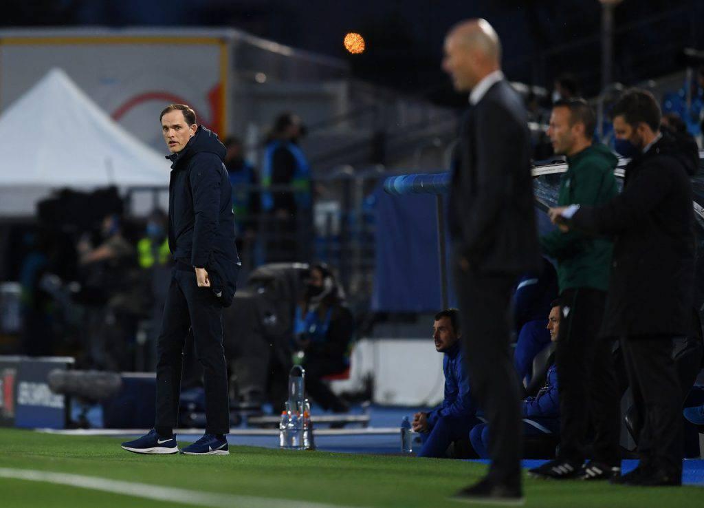 Real Madrid Chelsea Tuchel