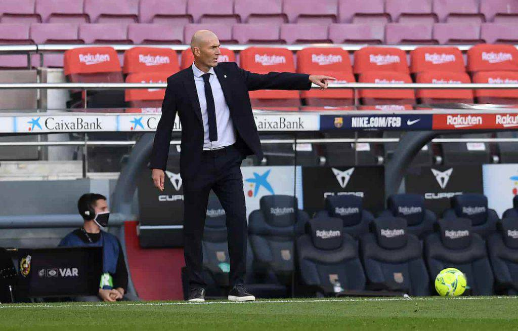 Real Madrid Zidane da record (Getty Images)