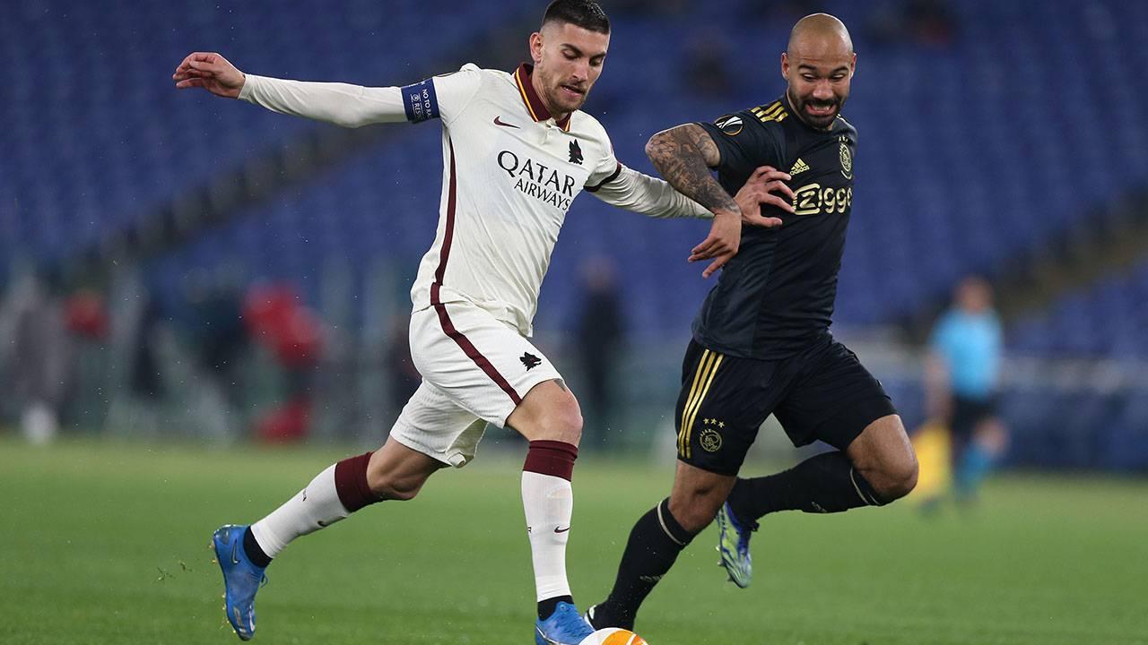 Roma Ajax Pagelle
