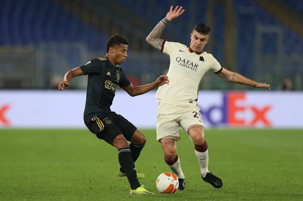 Roma Ajax highlights