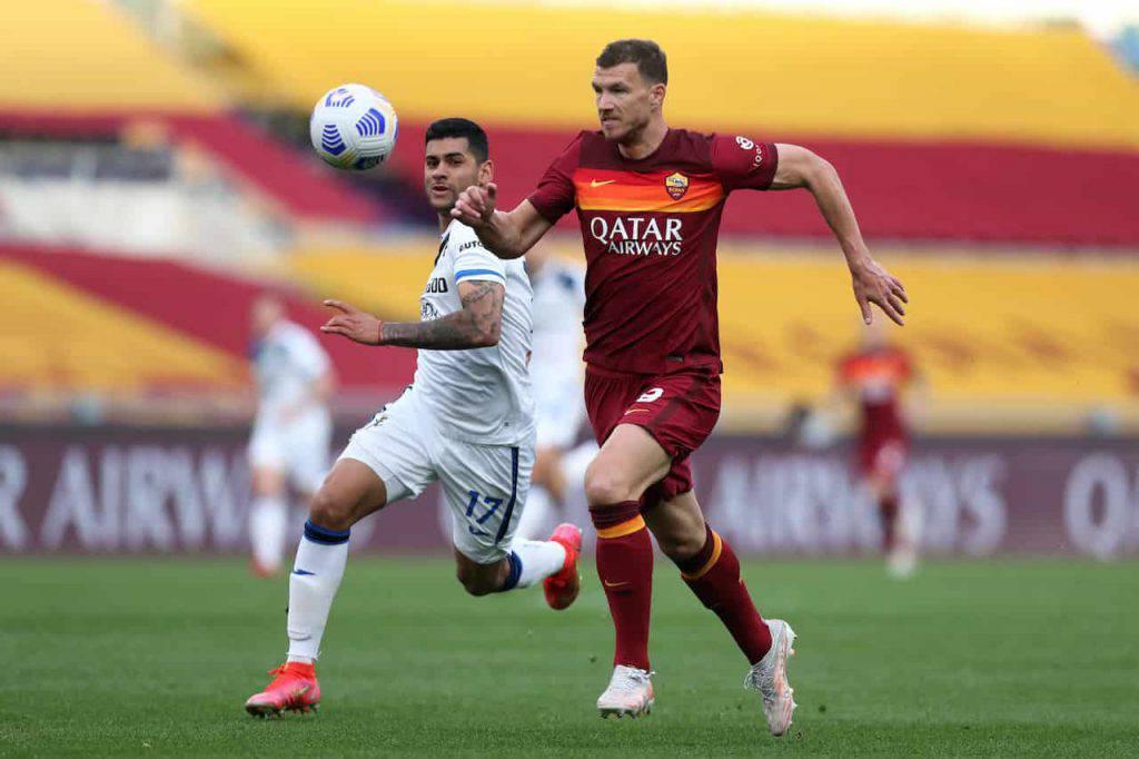 Roma-Atalanta highlights (Getty Images)
