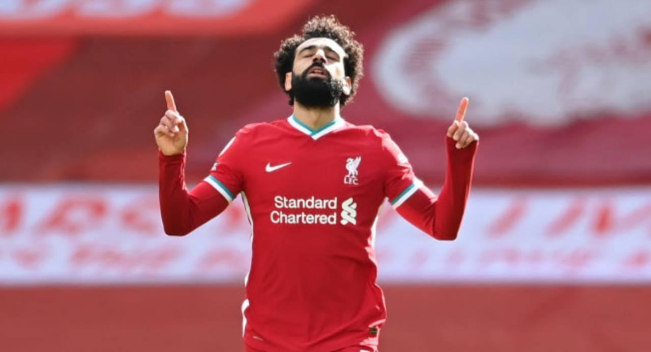 Salah Liverpool Newcastle