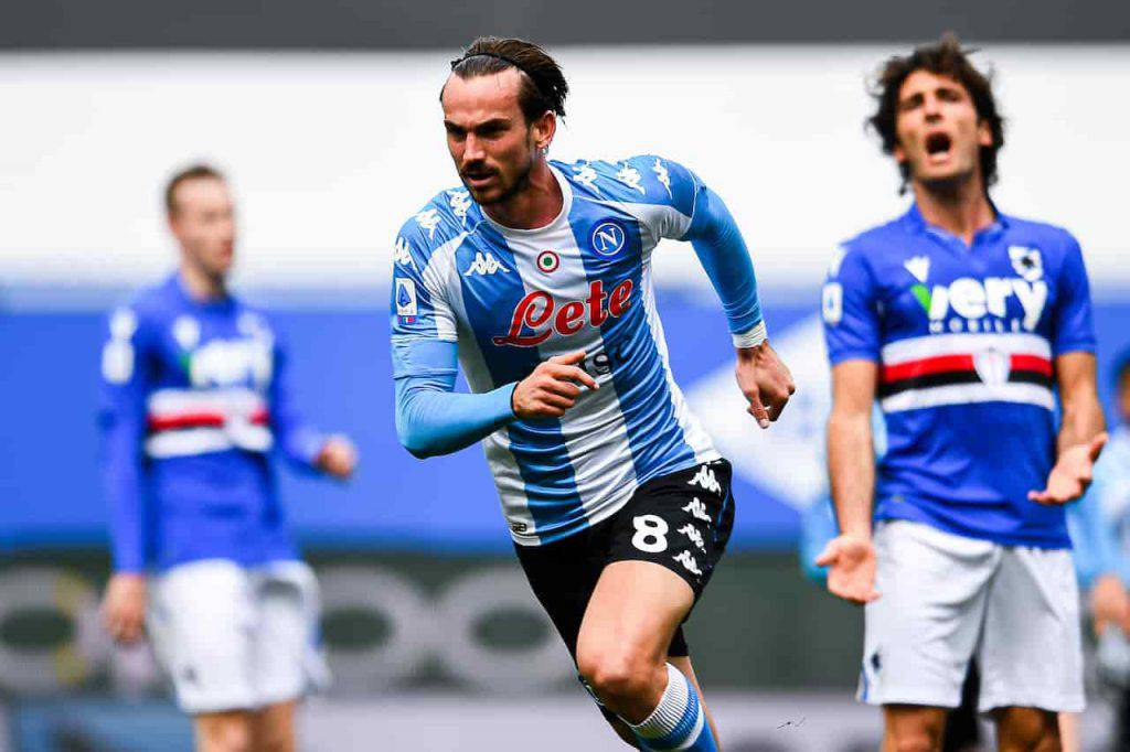 Sampdoria-Napoli highlights (Getty Images)
