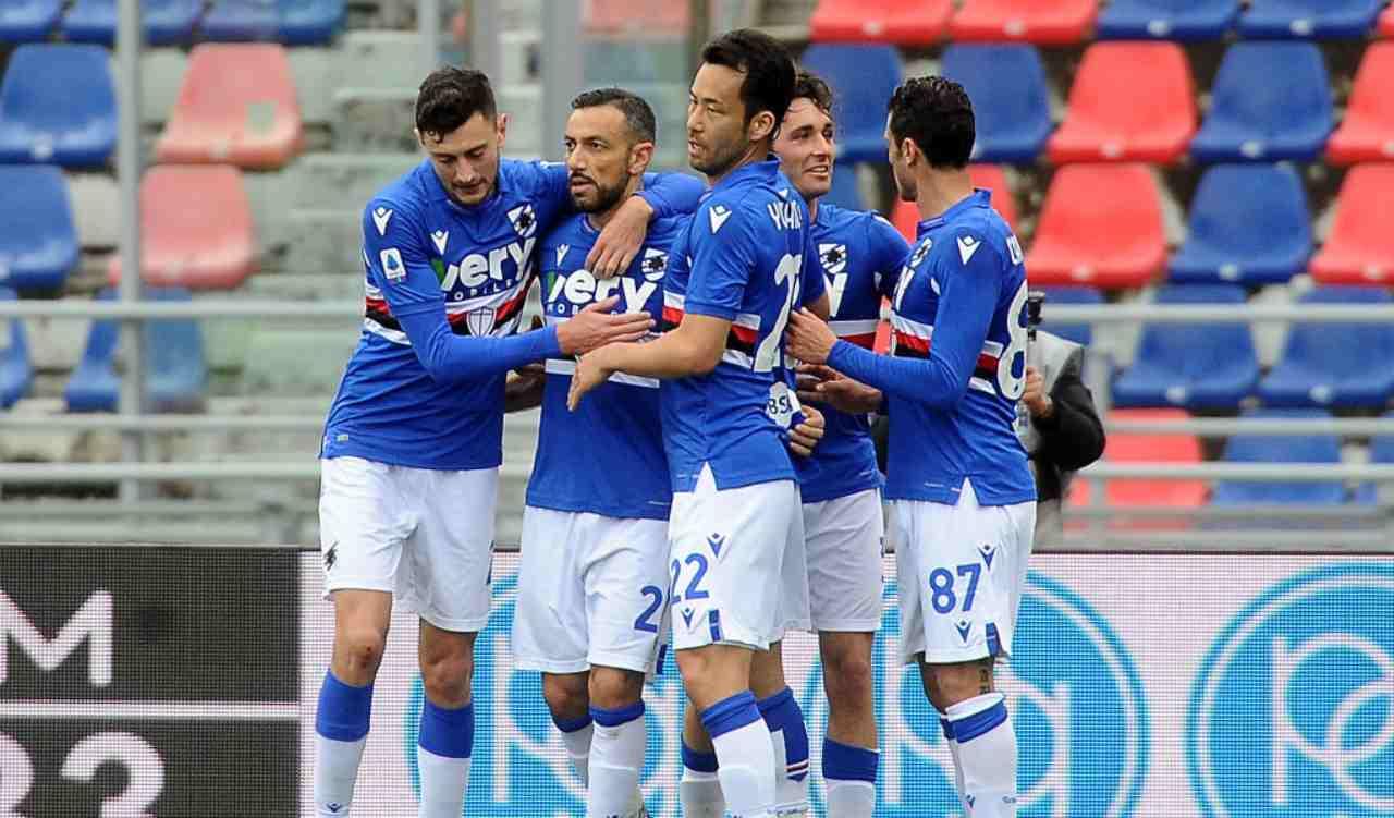 Milan-Sampdoria dove vedere