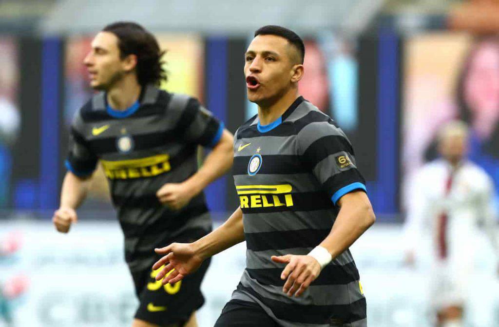 Sanchez Inter pronti a separarsi (Getty Images)