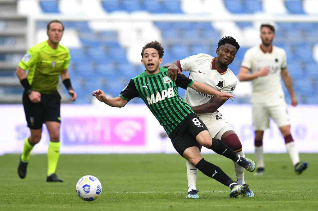 Sassuolo-Roma highlights (Getty Images)