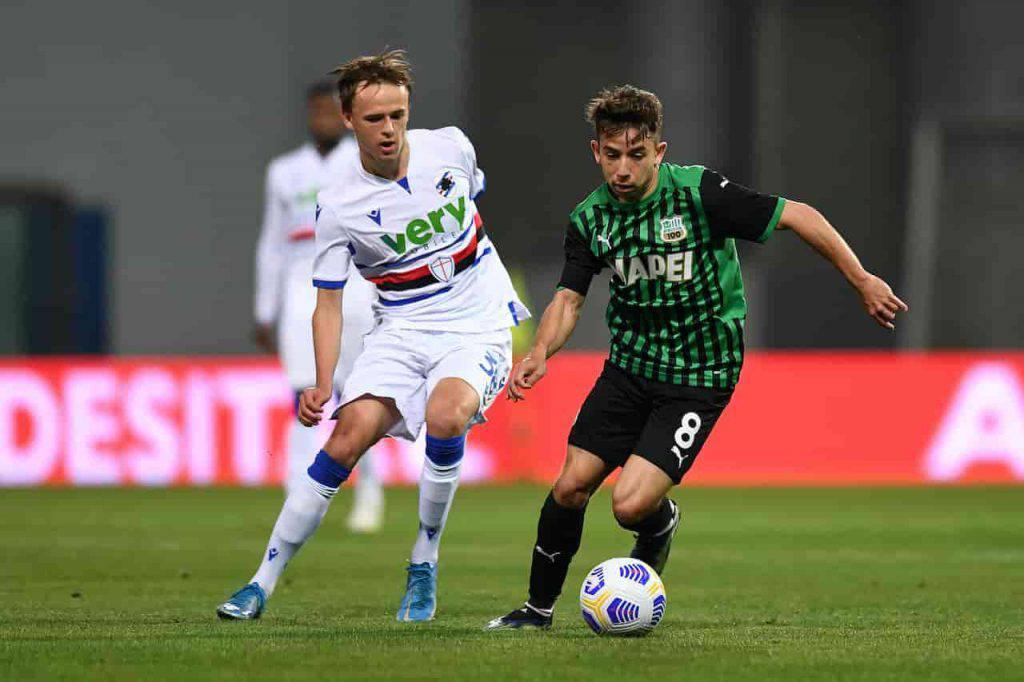 Sassuolo Sampdoria highlights (Getty Images)