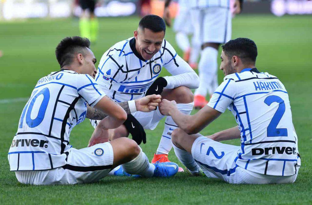 Serie A Inter Sassuolo anticipazioni (Getty Images)