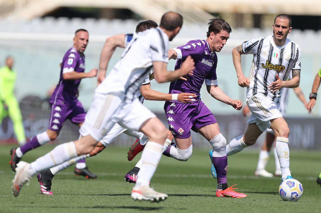 Sintesi Fiorentina Juventus (Getty Images)