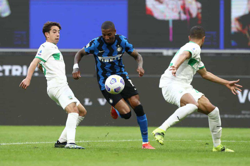 Sintesi Inter Sassuolo (Getty Images)