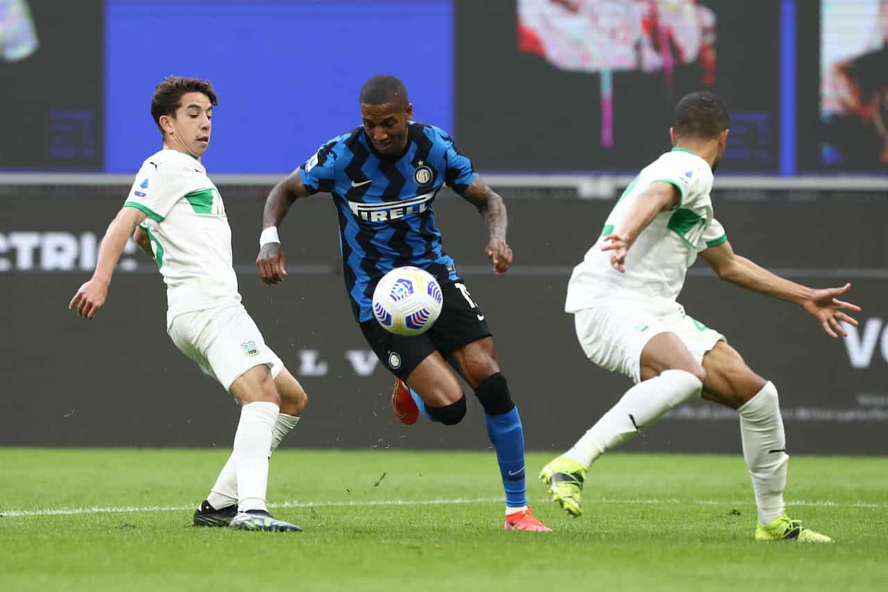 Serie A, highlights Inter Sassuolo: gol e sintesi partita   VIDEO