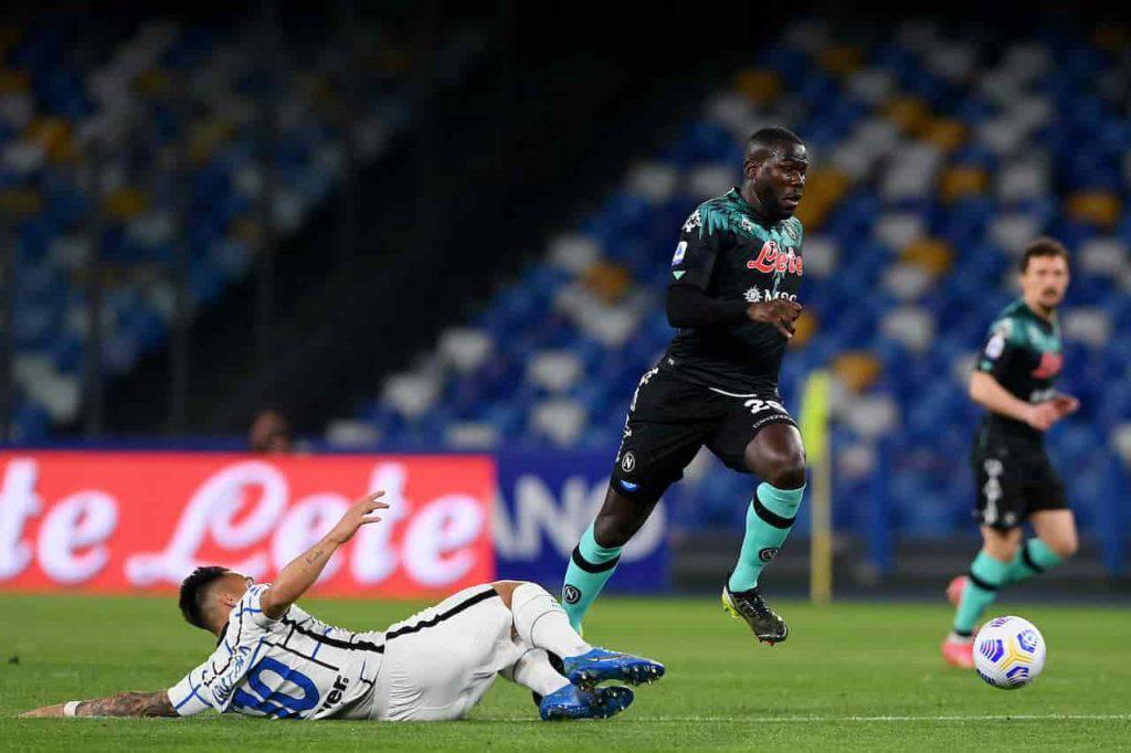 Sintesi Napoli Inter (Getty Images)