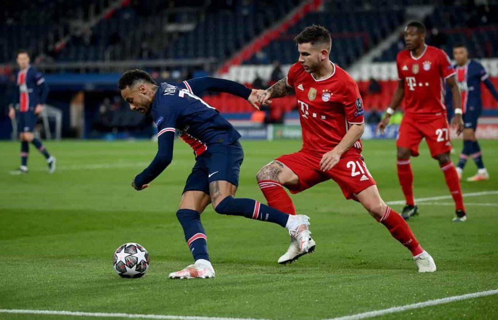 Sintesi PSG-Bayern Monaco (Getty Images)