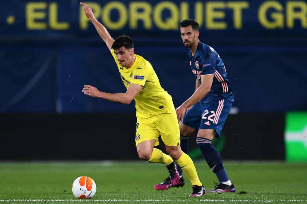 Sintesi Villareal Arsenal (Getty Images)