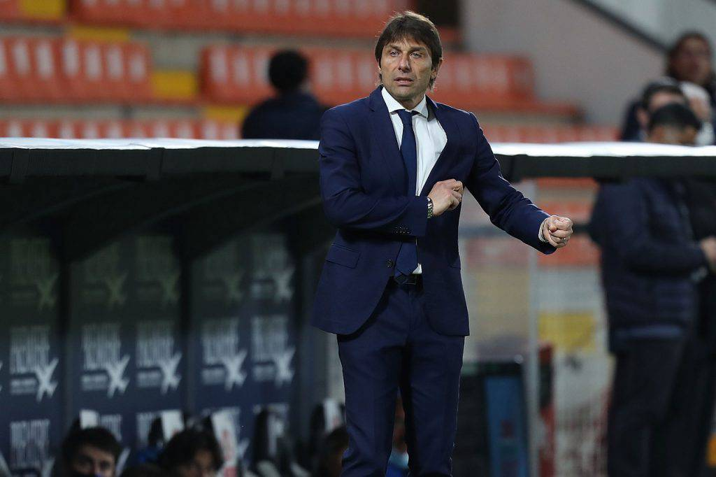 Spezia Inter Conte
