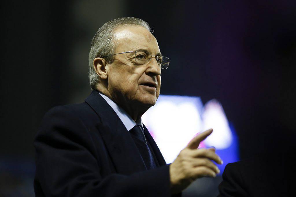 SuperLeague Florentino Perez