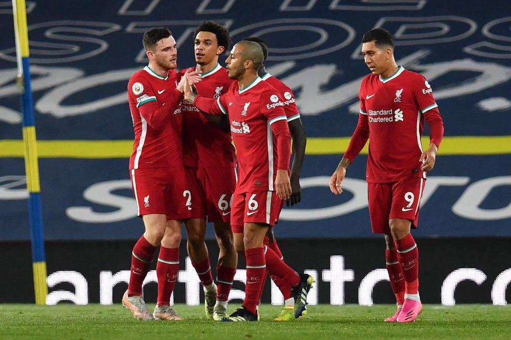 Liverpool maglia Away simile alla Roma (Getty Images)