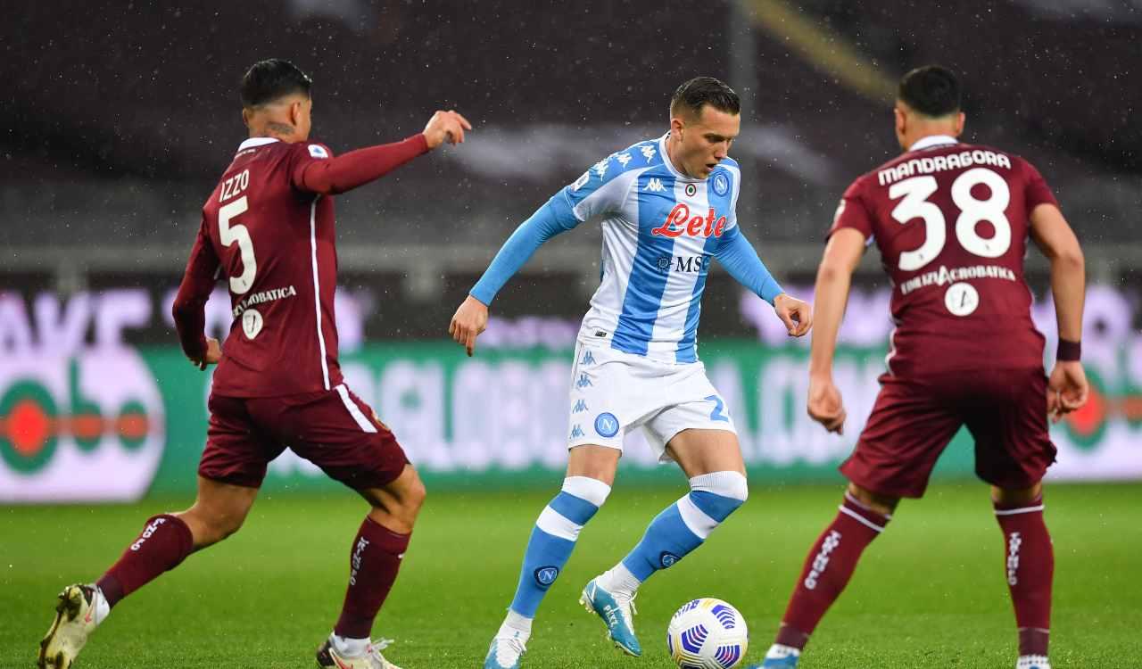 Torino Napoli highlights